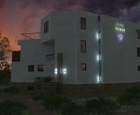 (Укр) Проект міні – готелю, з самого початку.