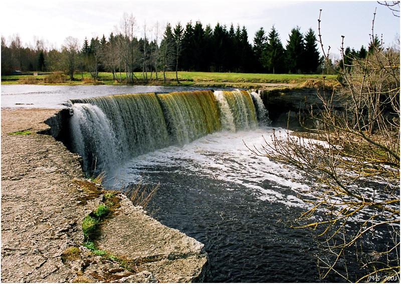 Река Нарва