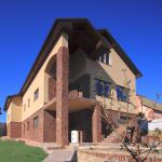 Реализация проекта Ворскла - Проект дома на склоне, вид 3
