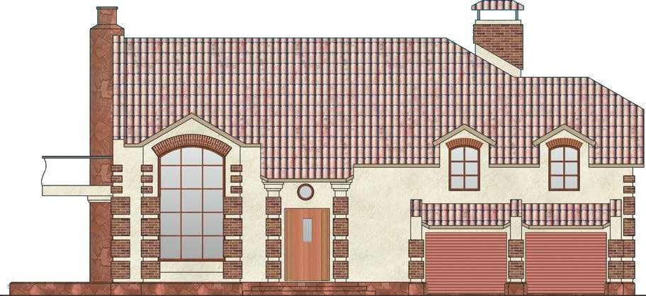Фасад, проект Темза-II-320