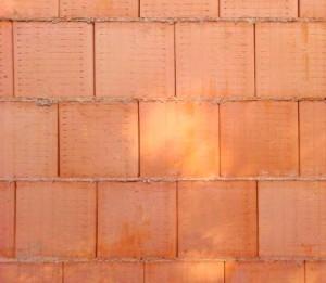 Кладка стен из блоков поризованной керамики